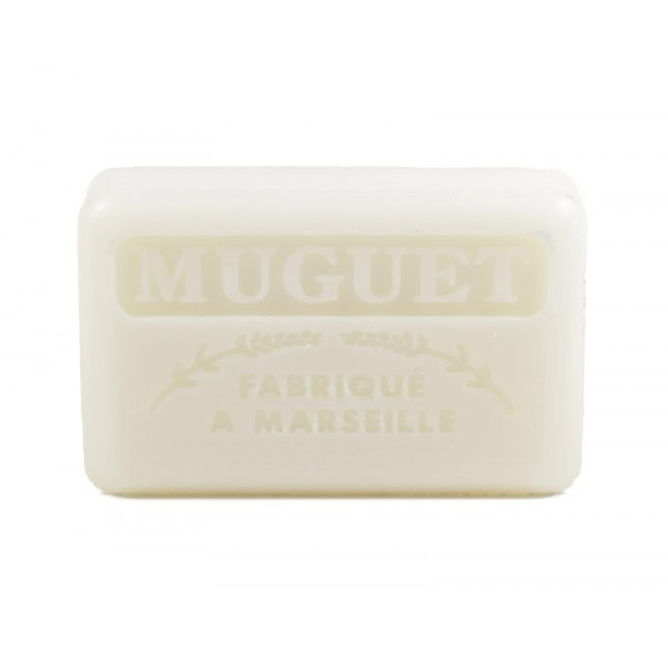 Lily Of The Valley French Soap -Savon de Marseille