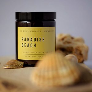 Paradise Beach Soy Wax Candle